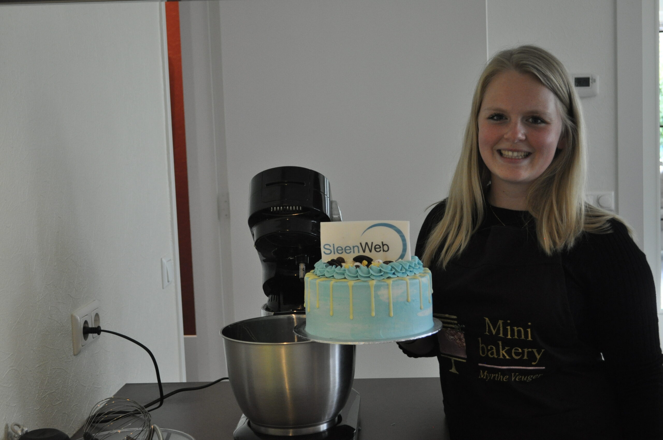 Mini Bakery Myrthe Veuger