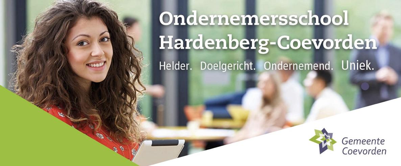 Ondernemersschool gemeente Coevorden