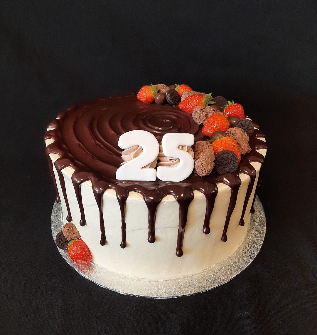 taart van de mini bakery